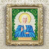 ArtSolo АТ6009 Св. Блаженная Матрона Московская, набор в алмазной технике