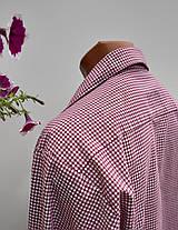Чоловіча сорочка  на кнопках Розмір М ( Я-188), фото 3