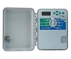 Контроллер управления поливом Hunter X-Core 801-E. (наружный). На 8 зон полива.