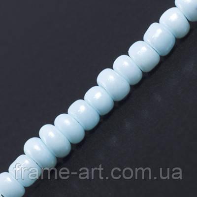 Бисер Китай (ODC) 12/0, Голубой 967 100г
