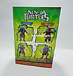Ігрова фігурка Черепашка Ніндзя Мікеланджело Michelangelo / Черепашки Ніндзя Ninja Turtles (велика) 30см, фото 2
