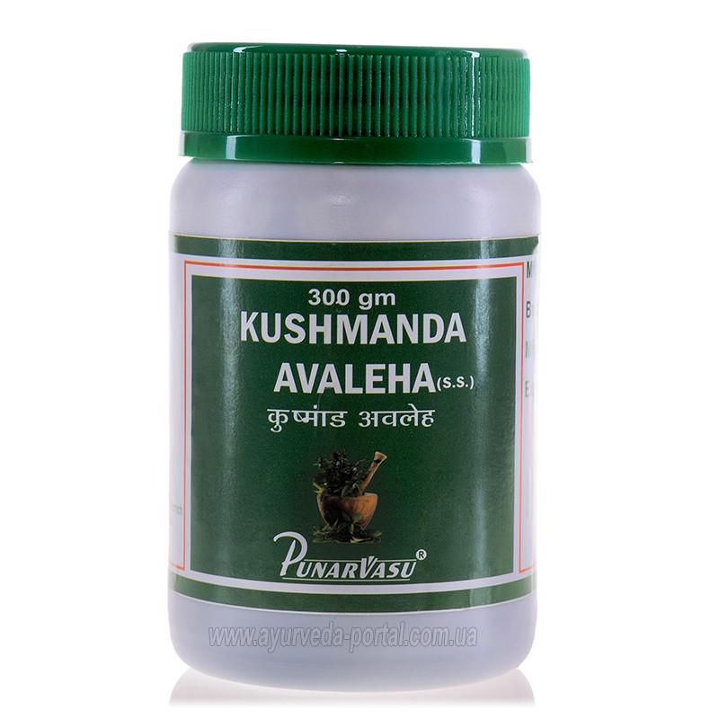 Кушманда авалеха / Kushmanda avaleha - підвищена кислотність, запалення, дизурія - Пунарвасу - 300 гр