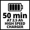 Энергоблок 18V 2.5 А/ч Starter-Kit Power-X-Chage(Бесплатная доставка), фото 6