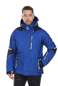 Мужская горнолыжная Куртка WHS Синий L\XL