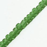 Бисер Китай (FC) 12/0, Зеленый М7 100г