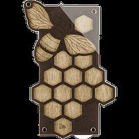 Органайзер для бисера с крышкой FLZB-041 13,5*20,5см