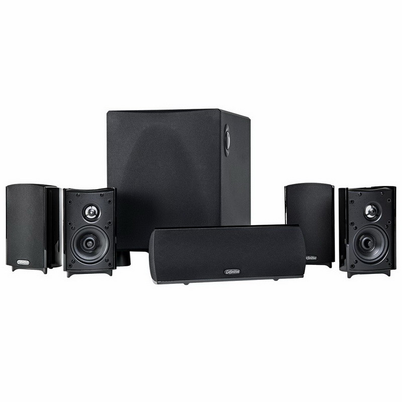 Комплект акустики 5.1 Definitive Technology ProCinema 600 Black
