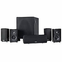 Комплект акустики 5.1 Definitive Technology ProCinema 600 Black, фото 1