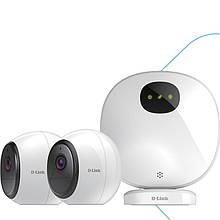 Система видеонаблюдения, беспроводная камера D-Link DCS-2802KT