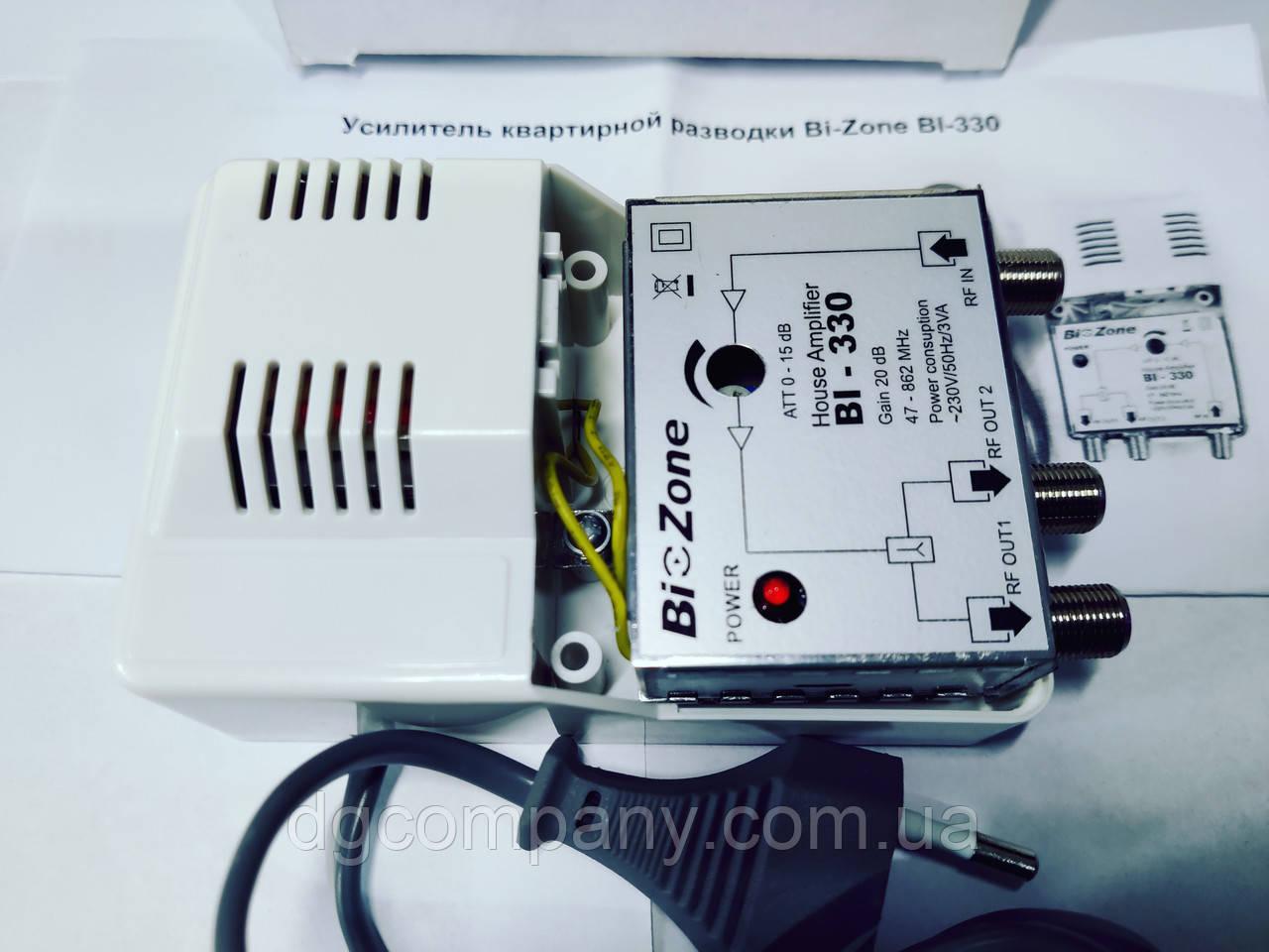 Підсилювач ТВ сигналу Bi-Zone Bi330