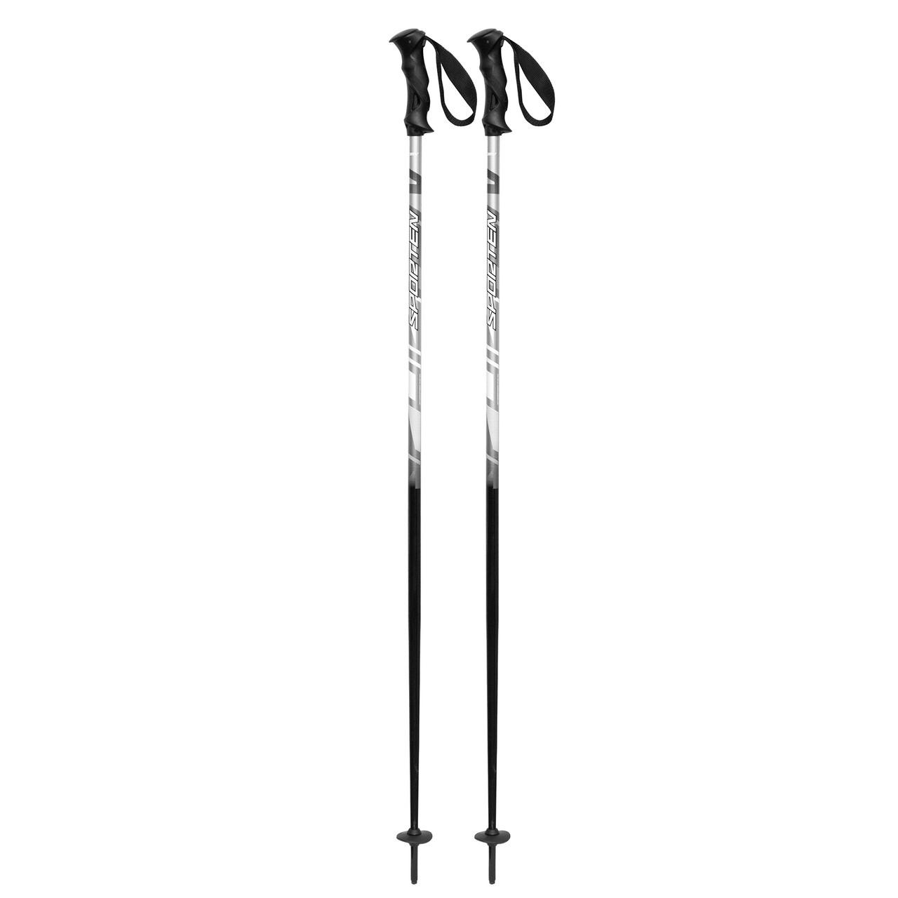 Лижні палиці Sporten 115 Black-Grey