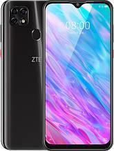 """Смартфон ZTE Blade 20 Smart 4/128Gb с тройной камерой с мощной батареей и большим экраном 6,5"""" черный"""