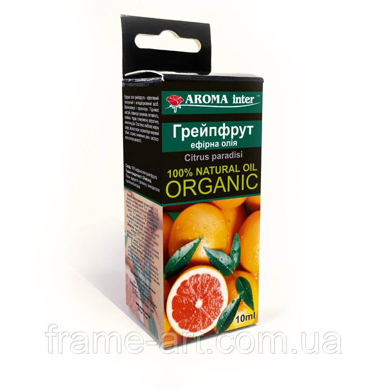 Эфирное масло Грейпфрут 10 мл 0014