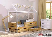 Ліжко дитяче Аммі з масиву, фото 4