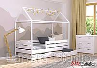Ліжко дитяче Аммі з масиву, фото 6