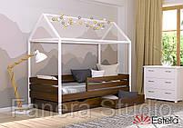 Ліжко дитяче Аммі з масиву, фото 8