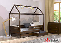 Ліжко дитяче Аммі з масиву, фото 10