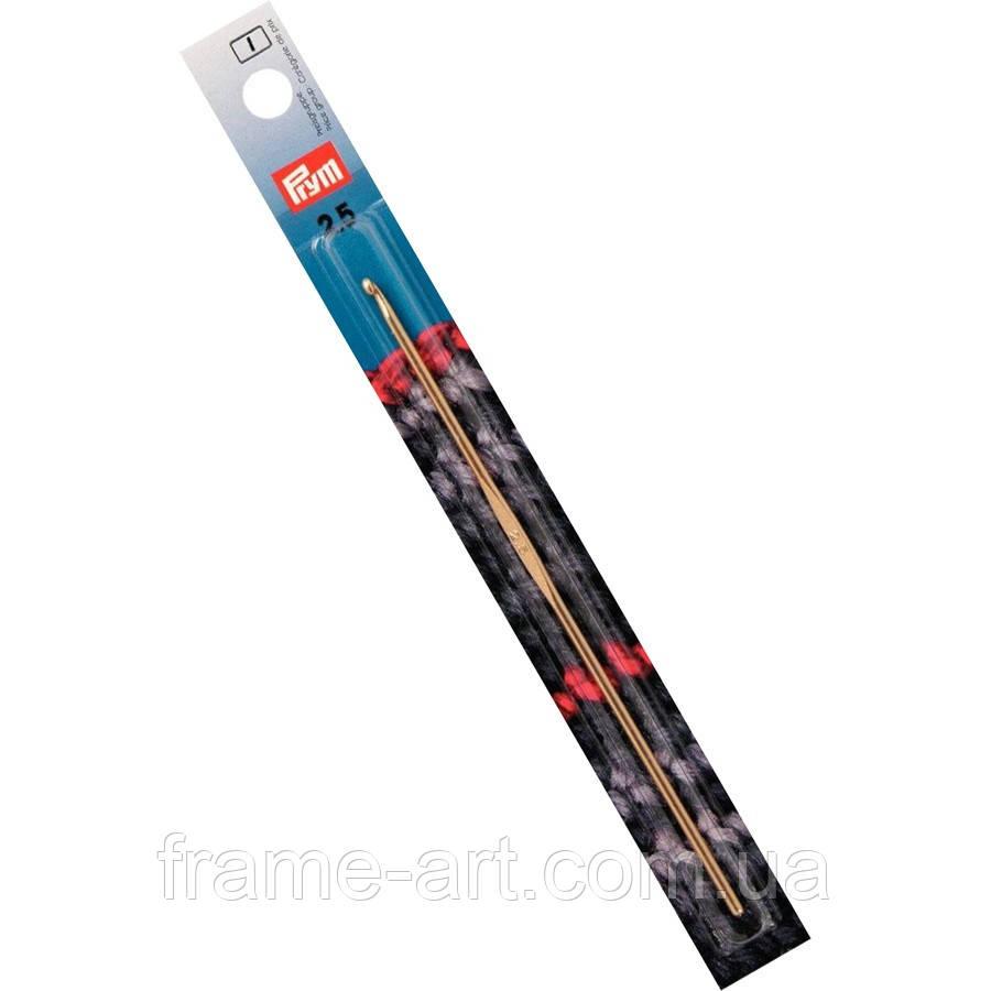 Крючок для вязания с направляющей площадью 195184 3,5мм Прум Германия
