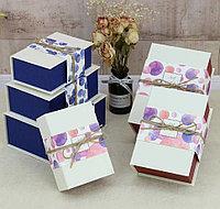 Подарочная коробка РОЗОВАЯ 197677-11 (0212) 17*12*6см