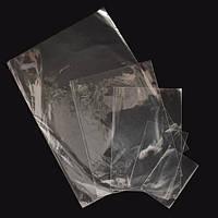 Пакет Подарочный прозрачный + прозрачный 20*30см 1шт