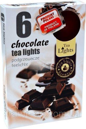 Свечи-таблетки с запахом №15-285 Шоколад