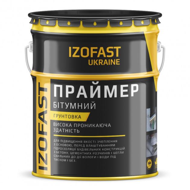Мастика бітумна Izofast 10 л