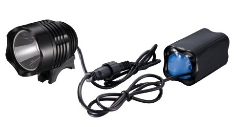 Велосипедный фонарь (велофара) Biker's Choice FL1458 (900 Lm) 4x18650 Li-on с зарядкой