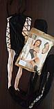 Сексуальна боді сітка комбинезон бодистокинг с рукавами боди сетка сексуальное белье, фото 8