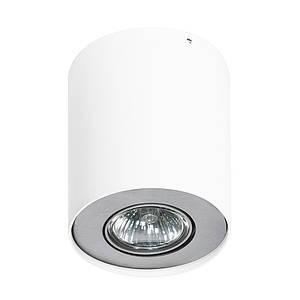 Точечный светильник Azzardo Neos 1 FH31431B WH/ALU AZ0606