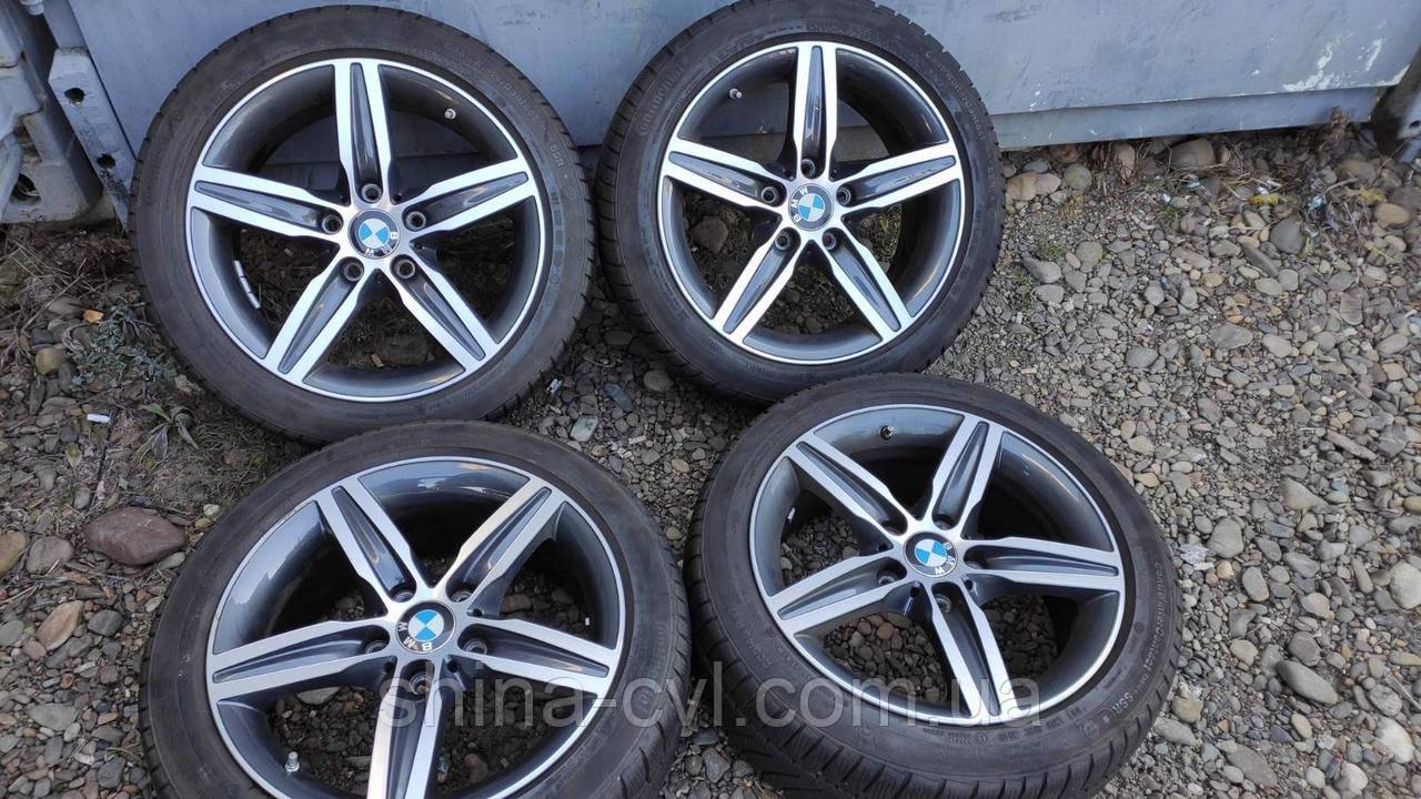 Диски 5.120 R17 7.5J ET43 DIA72.6 BMW серії 1/2/3