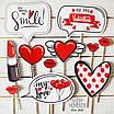 "Набор фотобутафории на День Влюбленных ""Be my Valentine"", фото 2"