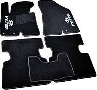 Коврики в салон ворсовые для Hyundai IX35 (2010-) /Чёрные, кт. 5шт BLCCR1229, фото 1