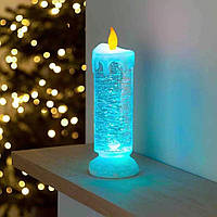 Світлодіодна свічка з блискітками Sequinned Led Candle