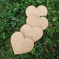 ПА-МН-015-2 Сердце 7,5*7,8*0,3см