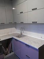 Кухня современная глянцевая, фото 1