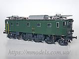 Модель электровоза серии Ae 3/6, принадлежности SBB, Epoche II, масштаба H0 1:87, Roco 62401, фото 3