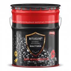 Мастика бітумно-каучукова Izofast BITUGUM 3 кг