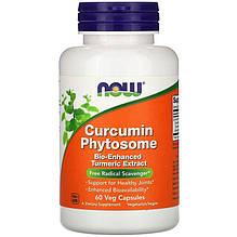 "Фитосомы куркумина NOW Foods ""Curcumin Phytosome"" (60 капсул)"