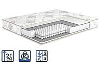 Ортопедический матрас Latte Soft Plus / Латте Софт Плюс на независимых пружинах от Матролюкс Matroluxe™