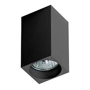 Точечный светильник Azzardo Mini square GM4209 BK AZ1382