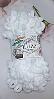 Alize Puffy №55 білий