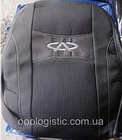 Чехлы Чери Е-5 2013- Nika Chery E-5 2013- модельный комплект