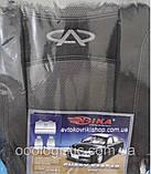 Авточехлы Chery Eastar от 2003- Nika модельный комплект чери еастар, фото 5
