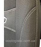 Авточехлы Chery Eastar от 2003- Nika модельный комплект чери еастар, фото 6