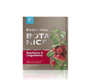 Лист брусники для почек Медвежьи ушки и брусника.Essentials капс.30- защита мочеполовой системы