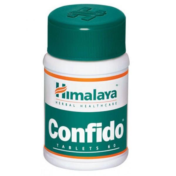 Конфидо / Confido - збільшення лібідо, поліпшення якості сперми, при передчасної еякуляції - Хималая - 60
