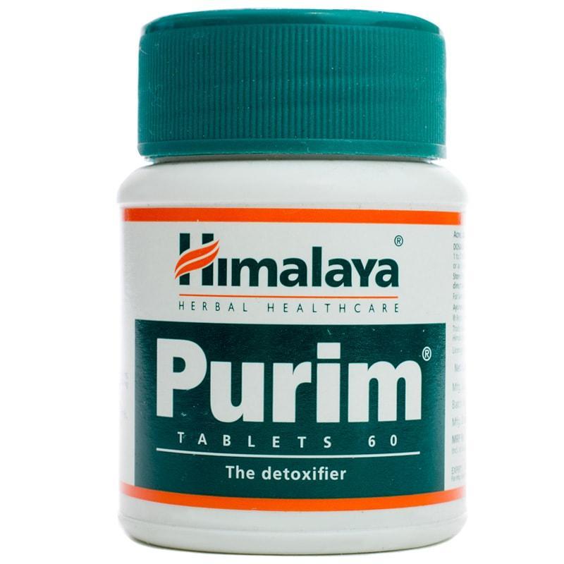 Пурим / Purim - для очищення шкіри при акне - Хималая - 60 капсул