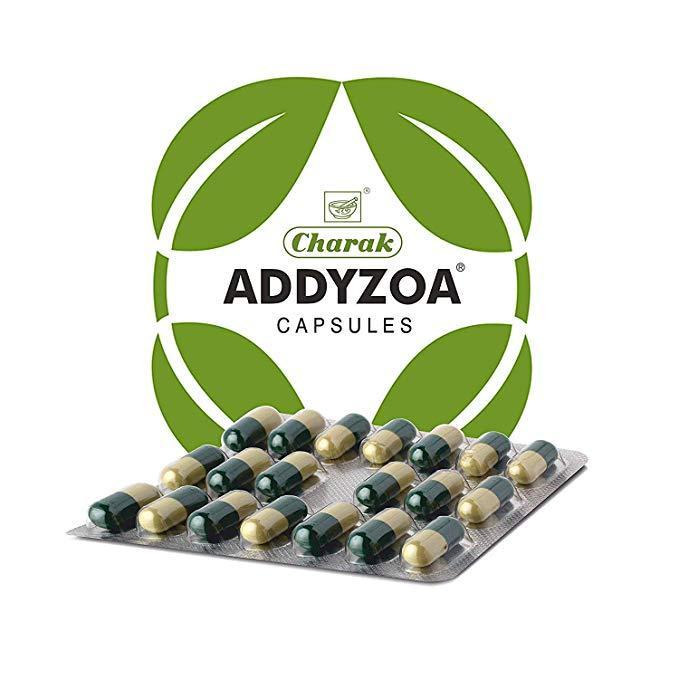 Аддизоа / Addyzoa - поліпшує сперматогенез, для лікування чоловічого функціонального безпліддя - Чарак - 20 капсул