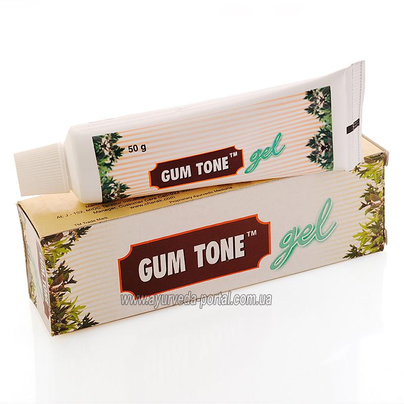 Зубная паста-гель Гум Тон / Gum Tone - Чарак - 50 гр