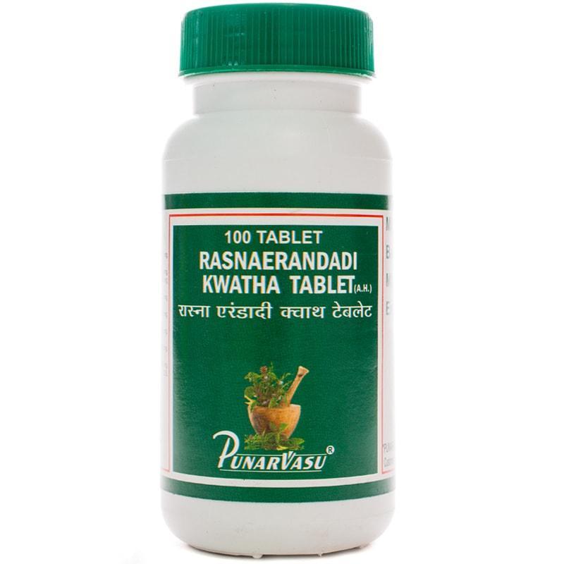 Раснаэрандади кватха таблет / Rasnaerandadi kwatha tablet - ревматичні стани з болем і набряками,